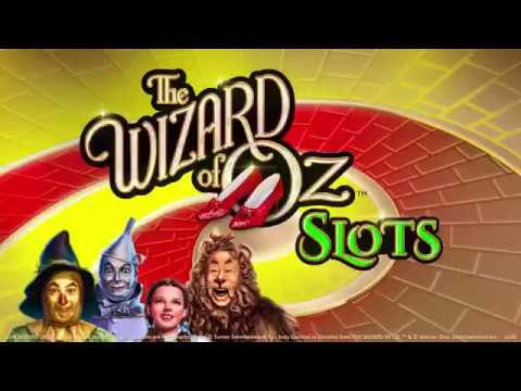 video review of Wizard of Oz Free Slots Casino