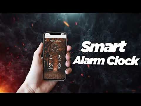 video review of Smart Alarm Clock for Free