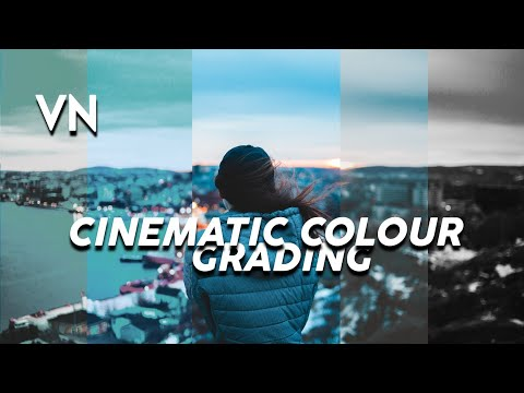 Cinematic Video Editing VN | Cinematic Colour Grading VN | Colour Grading in VN