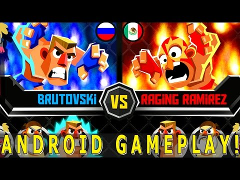 UFB 2 - Ultimate Fighting Bros   Android HD Gameplay Video