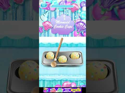 unicorn chef : mermaid cooking games for girls