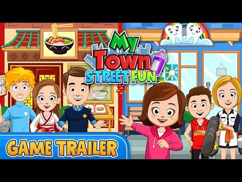 video review of My Town