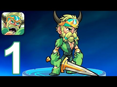 Brawlhalla Mobile - Gameplay Walkthrough Part 1 - Tutorial (iOS, Android)