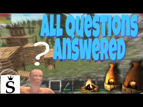Complete guide/how to Survival Simulator.. Sulfer,gunpowder, charcoal, metal frags etc