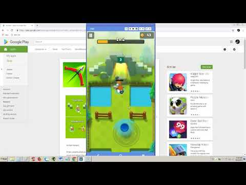 Archero ANDROID APP GAME Review and Tutorial