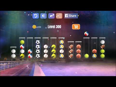 video review of Sort Ball