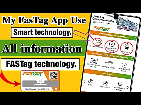 How To Use My FasTag App [2020] | FasTag Activate Kaise kare | Full Information My FasTag App