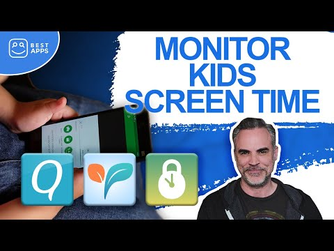 How to Monitor Kids' Screen Time - Best 3 Phone Monitoring Apps