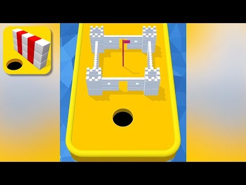 Color Hole 3D - Gameplay Trailer (iOS, Android)