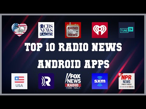Top 10 Radio News Android App | Review