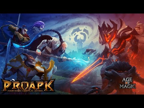 Age of Magic Gameplay Android / iOS