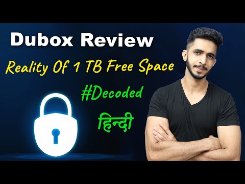 Dubox Review 💀  - Reality Of 1TB Free Cloud Storage 🤫