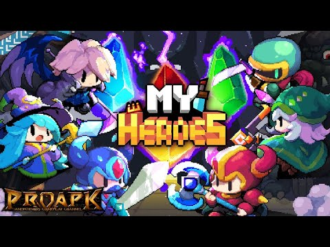 My Heroes: SEA Gameplay Android / iOS