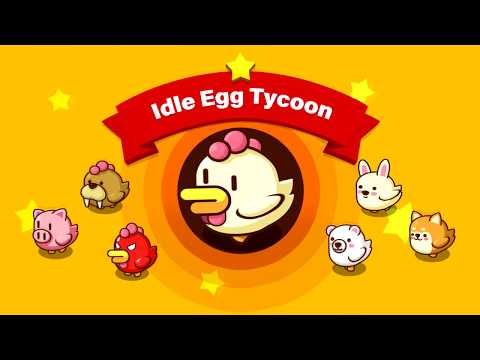 video review of My Egg Tycoon - Idle Game