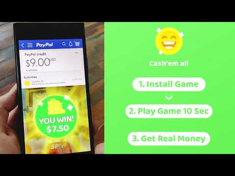 Win money paypal playing games for cash
