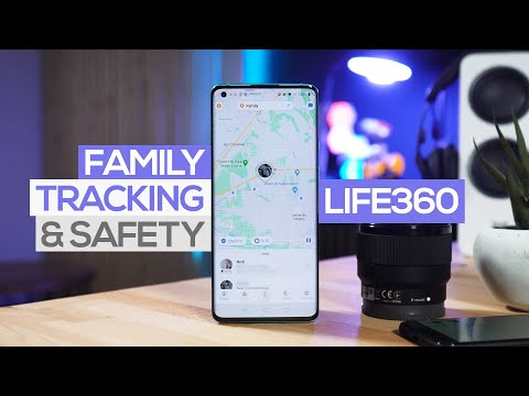 Life360: how to track your family