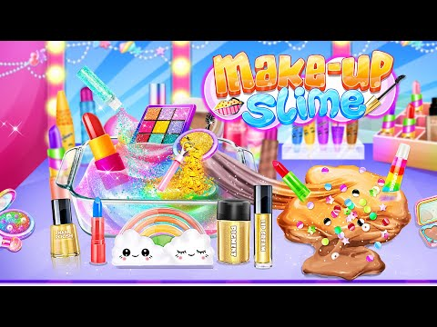 video review of Make-up Slime