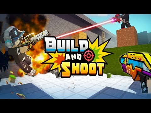 Build and Shoot - Android Gameplay (By Blockman Go Studio)