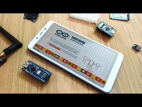 How to program any arduino with any Android Device