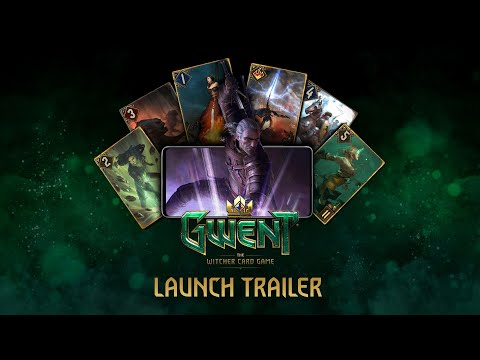 video review of GWENT: The Witcher Card Game