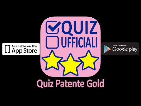video review of Quiz Patente B 2020