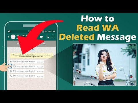 video review of WhatsRemoved app 2020 -View Deleted Whats messages