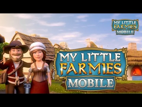 My Little Farmies Mobile – Der Spiel-Trailer