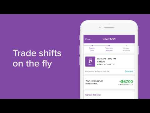 video review of Free Employee Scheduler & Time Tracker by Homebase
