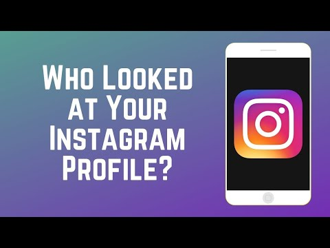 Who Viewed My Instagram Profile In Android
