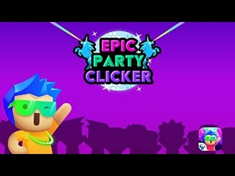 Epic Party Clicker: The Game - Android Gameplay HD