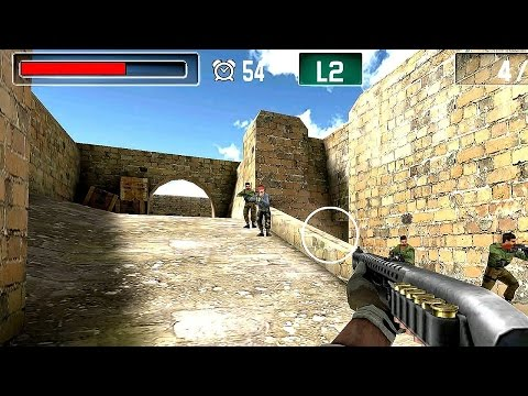 Gun Shoot War - Android Gameplay [HD]