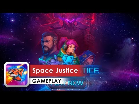 Space Justice Gameplay HD (iOS & Android) Galaxy online!