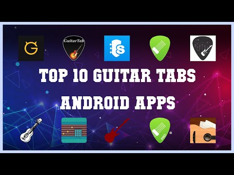 Top 10 Guitar tabs Android App | Review