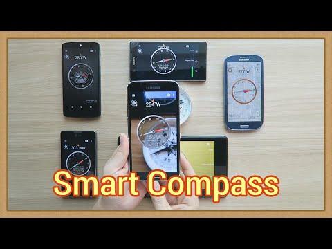 video review of Smart Compass