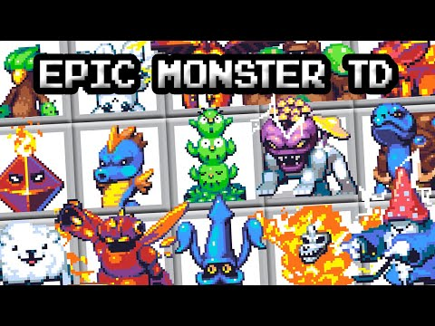 Epic Monster TD Android Gameplay