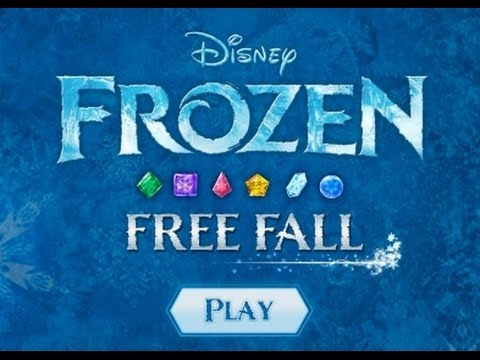 Frozen Free Fall Android App Review