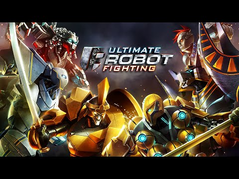 video review of Ultimate Robot Fighting