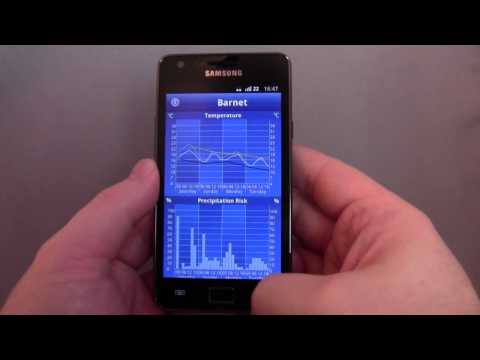 WeatherPro Android App Review