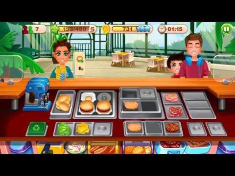 Cooking Talent - Restaurant manager - Chef game Gameplay Video Android/iOS