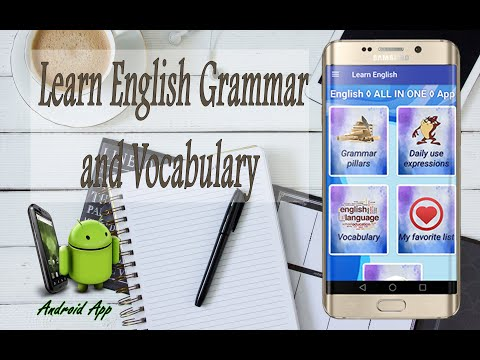 The easiest way to learn English (android app)