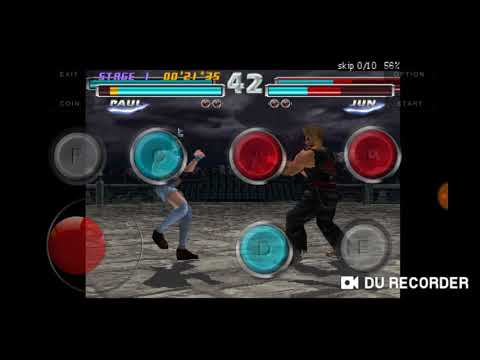 How to download tekken tag and all arcade game in one app without downloading rom files in android
