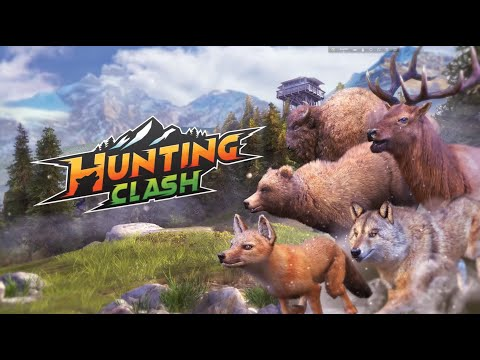 Hunting Clash android ios GamePlay