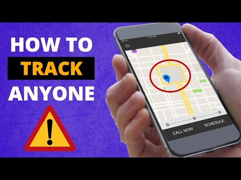 How to track anyone's phone location without them knowing! This was used on me😱