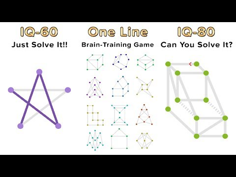 1 LINE - One Line with One Touch - Puzzle Game Android Gameplay