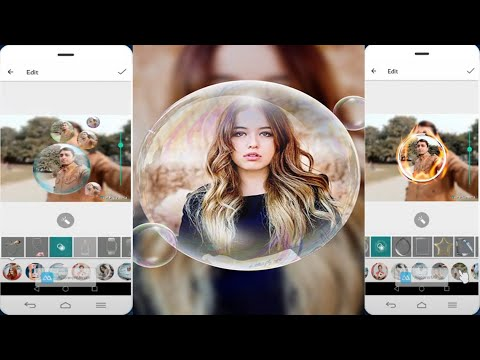 How to use PiP Camera Android App - Best App for Pictures