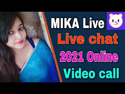 How To MIKA Live 2021 Girl Video call Prank PART VERY FUNNY VIDEO ON AZAR