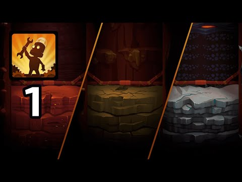 Deep Town: Mining Factory‏ Gameplay Part 1 (Android,IOS)