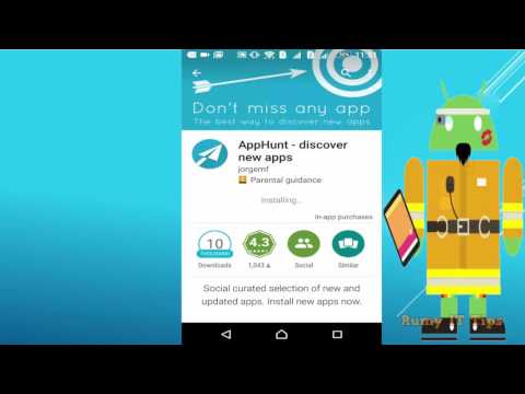 Easily Discover New Android Apps with App Hunt