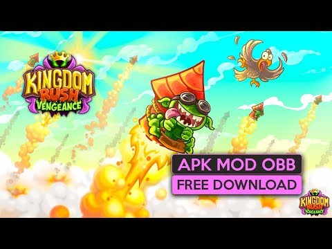 Kingdom Rush Vengeance Apk Mod OBB for Android free Download 2020
