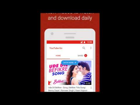 Top Features Of YouTube Go Android App